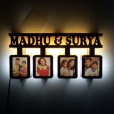 Personalized Gift | LED Name Frame