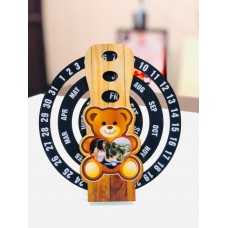 Personalized Gifts | Wooden Table Calendar