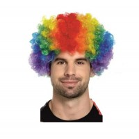 Multicolor Joker WIG