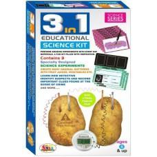 Ekta 3 in 1 Educational Science Kit