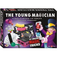 The Young Magician 101 Magic Tricks
