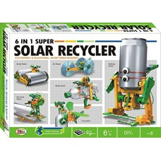 Ekta 6 in 1 Super Solar Recycler