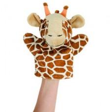 Animal Hand Puppet Giraffe