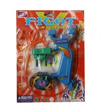 Beyblade with one mattel top