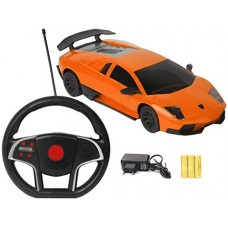 biZyug Gravity Sensing Steering Remote Control Ferrari Car with Rechargeable Batteries