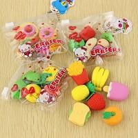 biZyug Fruit Eraser for Return Gift
