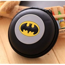 biZyug Batman  Zipper Cable / Coin / Earphone/ Storage Case