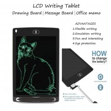 biZyug 8.5 Inch LCD Writing Board Electronic Tablet for Electronic Drawing Board
