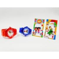 Ben10 & Vir the Robot Kid Rakhi with Chota Bheem & Dora Watch Gift Combo