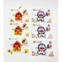 Angry Bird and Doraemon Kid Rakhi (Pack of 6)