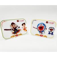 biZyug Ganesha and Doraemon Kid Rakhi (Pack of 2)
